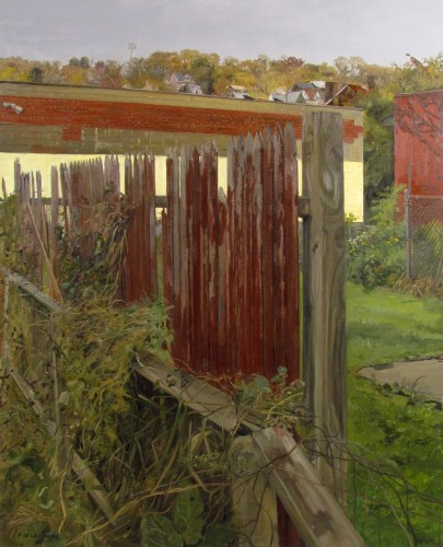 Red Fence, 2005