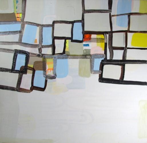 Light Sky Grid, 2006