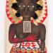 Black Madonna, Ironing Board, 2015 thumbnail
