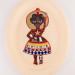 Black Madonna on Platter, 2015 thumbnail